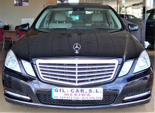 Mercedes-Benz Clase E Elegance