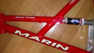 Cuadro de bici MARIN