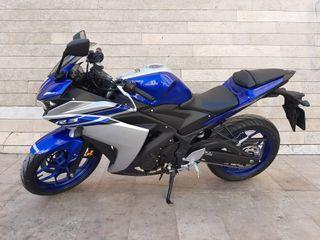 Yamaha YZF-3RA