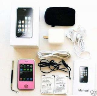 Mini IPhone tactil,Dual Sim,MP4,2 baterias,camara,