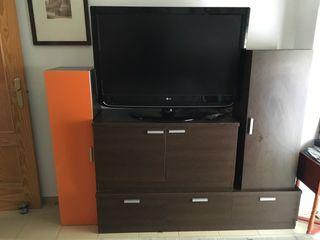 Venta de muebles , televisor y sofá cama de