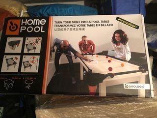 Billar Home pool