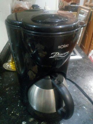 Cafetera de cafe