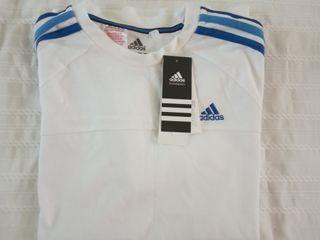 Camiseta Adidas nueva con etiqueta talla 14