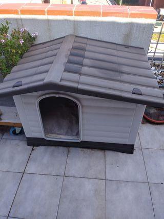 caseta perro Ferplast Dogvilla 90