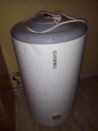 vendo calentador de agua funciona entr 80 letros