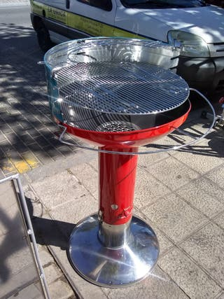 En venta Barbacoa de Carbón Major Chili. 99cm
