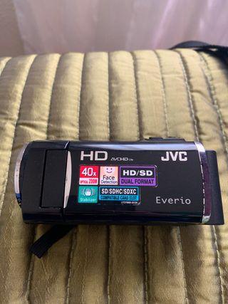 Vídeo cámara JVC