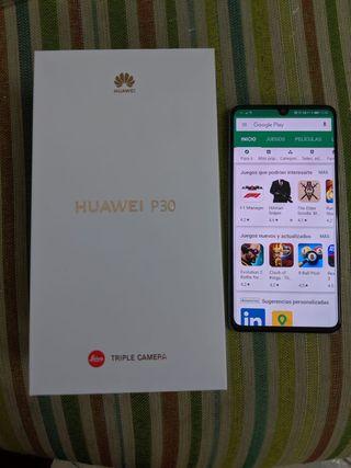 Huawei P30 128G con factura