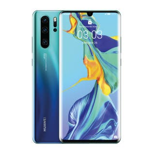 Huawei p30 pro con factura como nuevo