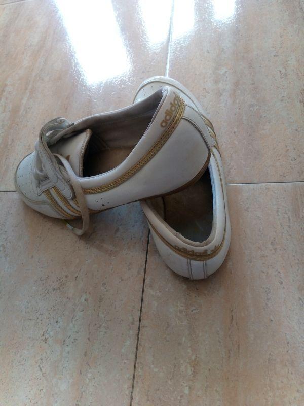 Zapatillas Manoletinas Bailarinas de Adidas