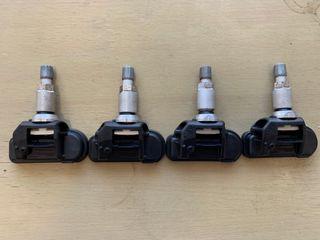 4 Sensores de presión mercedes RDCI RDKS