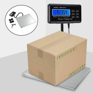 Comercial Balanza LCD Digital Plataforma 0.1-300KG