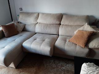 Sofá nuevo Chaise Longué