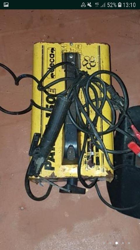 Máquina de soldar Electrica soldadora