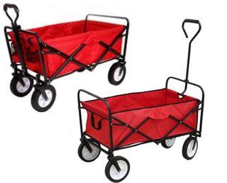 Carro de transporte carretilla de mano de jardin