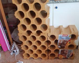 se venden corchos de agujeros para poner botellas