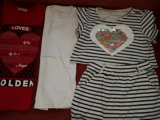 lote ropa niña 10-12