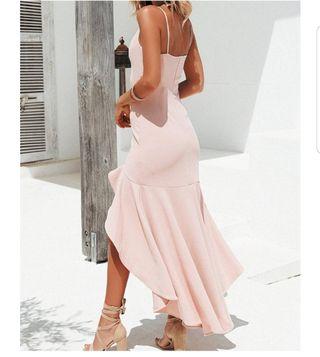516dd85355 Vestido de fiesta Rosa Clara de segunda mano en la provincia de ...