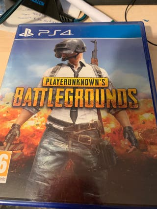 Battlegrounds ps4