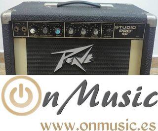 Amplificador Guitarra Peavey Studio Pro40