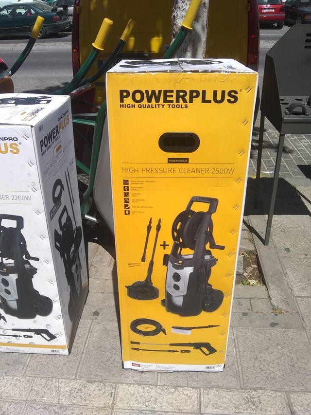 En venta Hidrolimpiadora 2500w de Power Plus @@