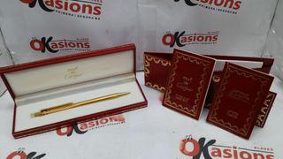 Bolígrafo must de Cartier , PERFECTO ESTADO!