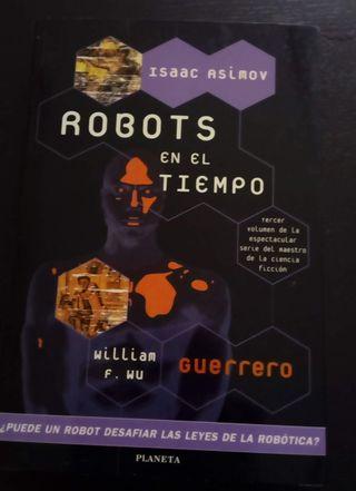 Robots en el tiempo Isaac Asimov