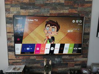 "TV LG 4K Smart tv 55"" Ultra HD"