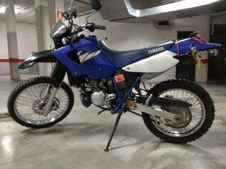 Yamaha DT 125cc 2T