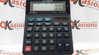 Calculadora CITIZEN MC-880A