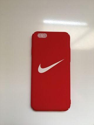 Funda iPhone 6/6s roja