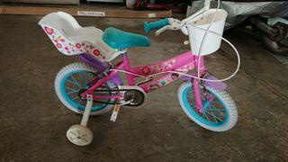 Bicicleta Hello Kitty Imaginariun