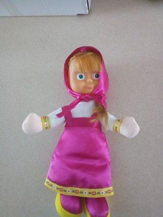 Muñeca Masha.