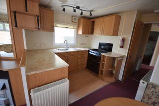 Casa movil 11x4 m 3 dormitorios diseño clásico