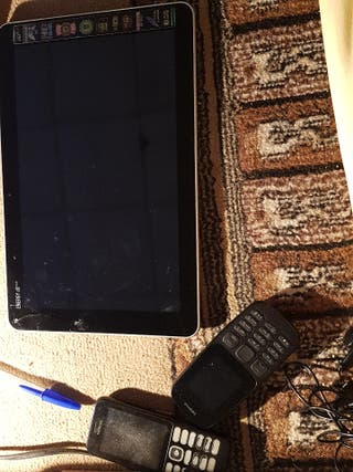 se vende tablet energy para piezas