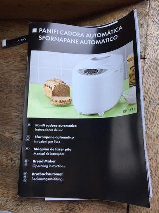 Panificadora Nueva a estrenar!!