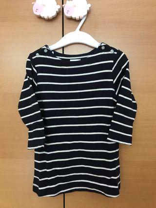 Vestido marinero Gocco T 12-18 meses