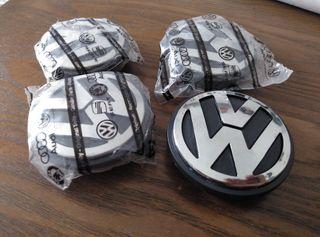 Insignias tapabujes Volkswagen