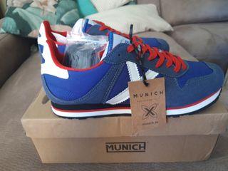Zapatillas sneakers Munich n42