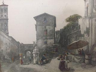 Obra en plata del orfebre italiano Castillo