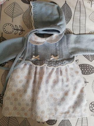 vestidos bebé (dos)