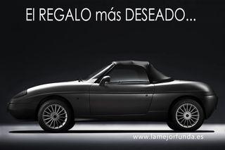 Bimba, el Fiat Barchetta 1999 que enamoró a Espana