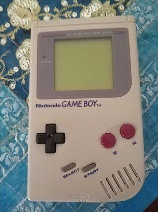 GameBoy clásica