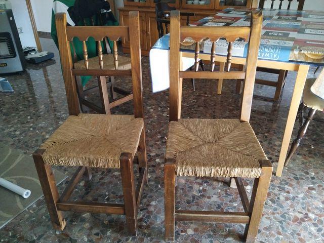 6 sillas