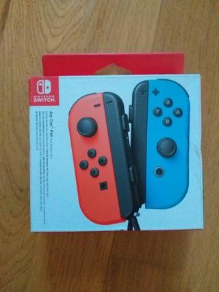 Mando Joy Con NUEVO Nintendo Switch