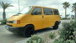 Volkswagen Transporter 1997. mecánica perfecta,itv
