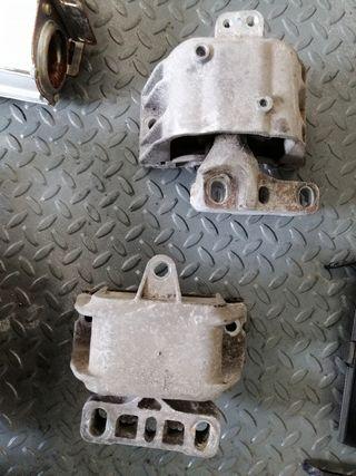 soportes motor golf 4 gti