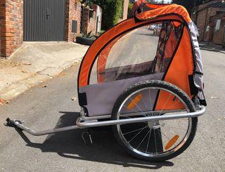 Carrito bici para niños