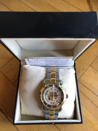 Reloj Lanscotte Insignia automático